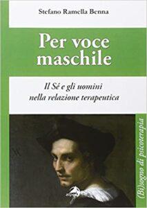 Copertina del libro Per voce maschile di Ramella