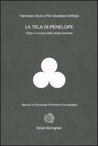 Copertina del libro La tela di Penelope