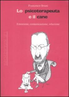 Copertina del libro Lo psicoterapeuta e il cane