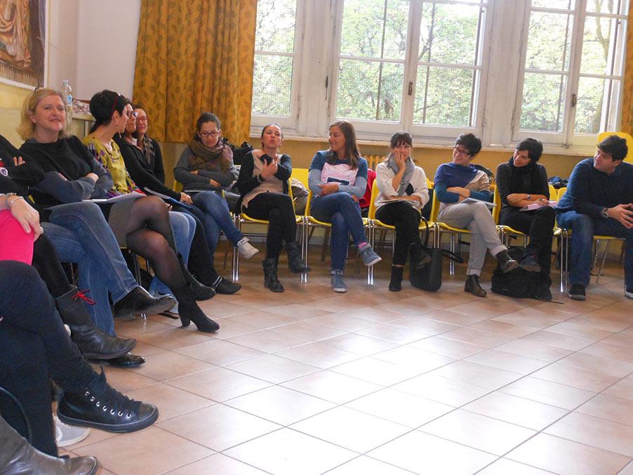 Corso di Specializzazione in Psicoterapia Sistemico Relazionale Didatti e Allievi dell'Istituto Emmeci
