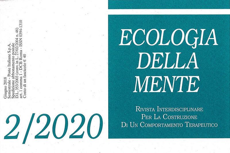 Ecologia della Mente, cover del numero 2-2020